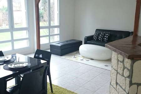 Bright & spacious 2/3 bedrooms flat - Byt