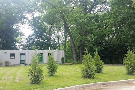 Modern Container Home - Benton Harbor - Other
