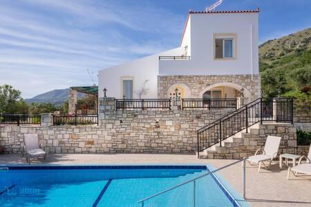 Villa Elbexx close to Georgioupolis Beach - Georgioupoli - Villa