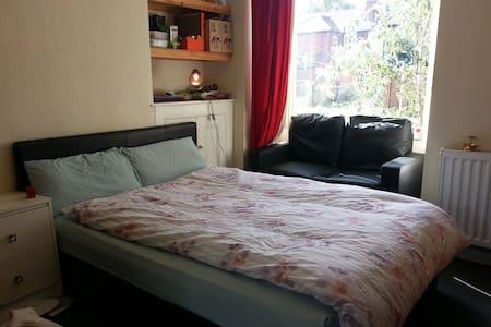 private double bedroom, Nottingham - Maison