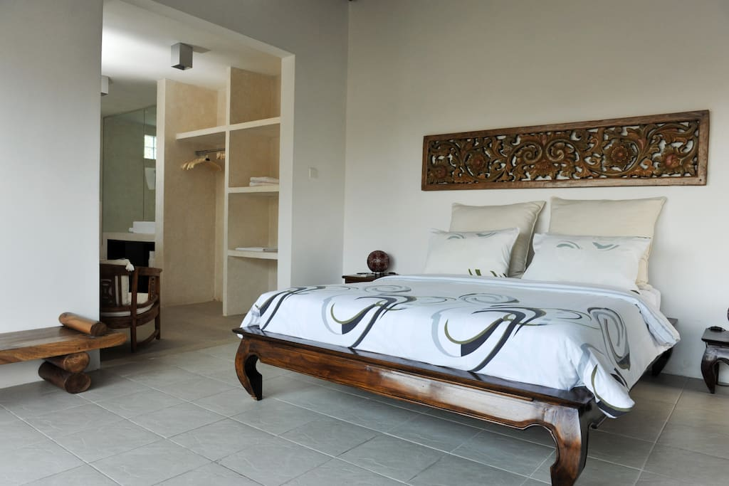 2nd bedroom on 2nd floor 45Msq with private ensuite bathroom