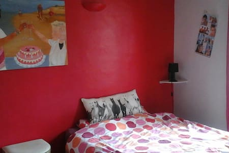 Chambre chez particulier 2 pers. - House