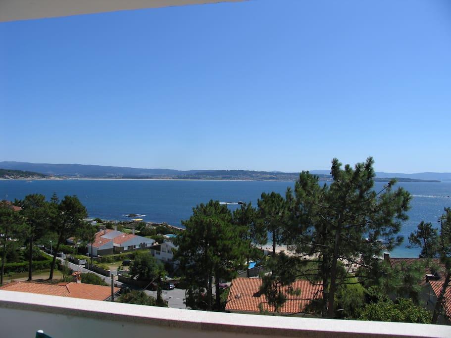 Vista desde la terraza - View from terrace (2)