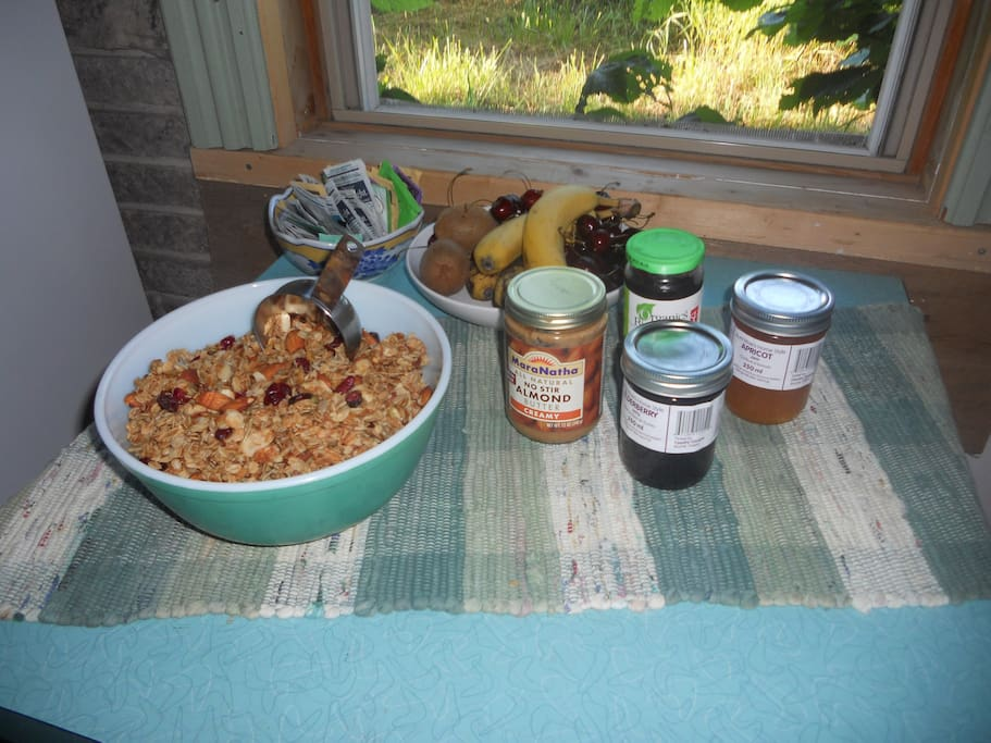 Marlene's Farmhouse Granola.