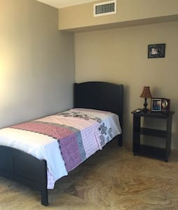Spacious private room!