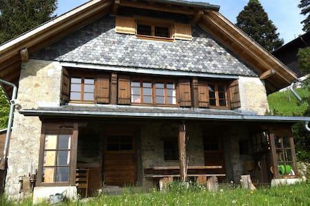 Charming home near Montreux - Montreux