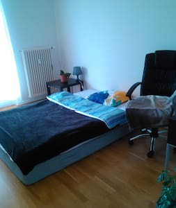 Helle Zimmer 4x4m, - Apartmen