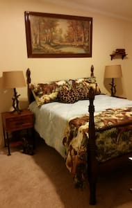 Rooms for rent in the country - Mount Olive - Casa