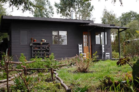 Cabin on 100 acre Seaside Farm - Puerto Montt