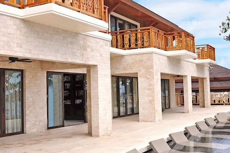 Private Resort - Beach Front Bohol - Bed & Breakfast