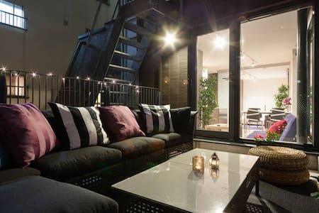5min Meguro flat near Shibuya big terrace house! - Meguro-ku - Apartment