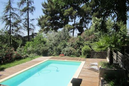 Maison avec jardin et piscine - Aix-en-Provence - Villa