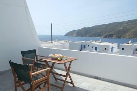 AMORGOS AgiosPavlosStudios ARGOS - Apartment