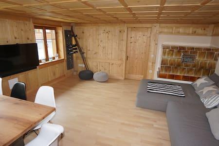 Traum Wohnung im Herzen von Schruns - Schruns - Appartement