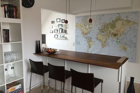 Modern penthouse appartment