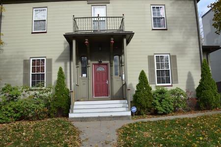 James's Georgian Retreat - Boston - Wohnung