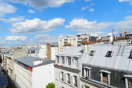 Studio - Place de Clichy PARIS 17