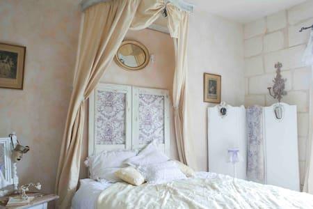Chambres maison de charme Bordeaux