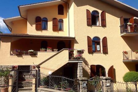 Casa Enry& Mery - tra Val d'Orcia e Monte Amiata - Vivo D'orcia - Wohnung