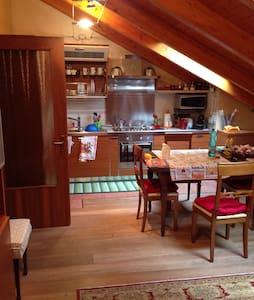 Affascinante appartamento 80mq - Ponte Nelle Alpi - Polpet