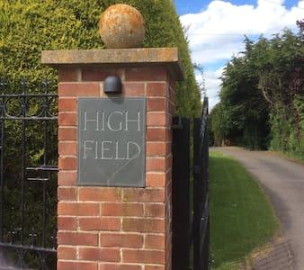 Highfield Studio Apartment near sea - Bridport,Dorset - Hus