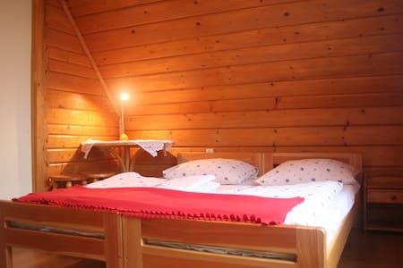 Pokój/Room nr 3 w Czorsztynie - Dom