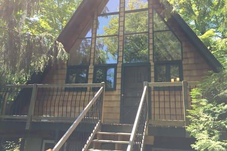 Cozy Retreat in the Berkshires - Richmond - Casa