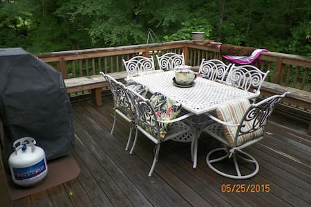 Child Friendly East of Nashville Wooded & Quiet - Lebanon - Haus