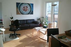 Moderne helle 2-Zimmer-Wohnung