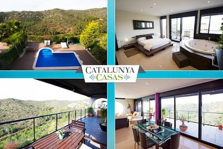 Modern villa in Calafell for 8 guests, only 4km to the beaches of Costa Dorada! - Costa Dorada