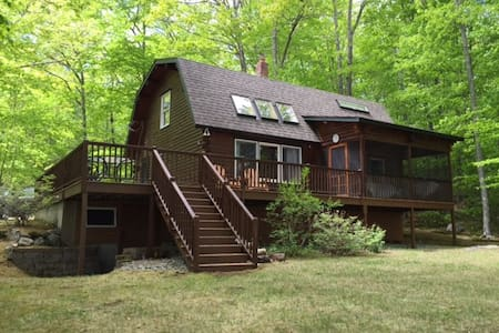 Cozy NH Cabin - Moultonborough