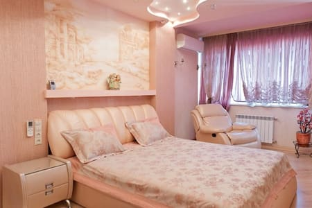 1BDR Lux-apt, views of the Dnipro river & WI-FI - Lakás