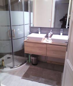 chambre 15m2 dans appartement F3 - Saint-Étienne