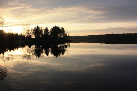 Big Caribou Lake Cottage - Kisház