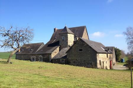 Maison de charme - La Jaille-Yvon - Casa