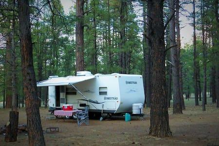 Hassle-free summer camping! 24' Sleeps 4 - Lakókocsi/lakóautó