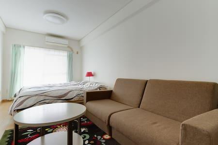 4min☆Shinsaibashi☆clean room. (s22) - Appartement