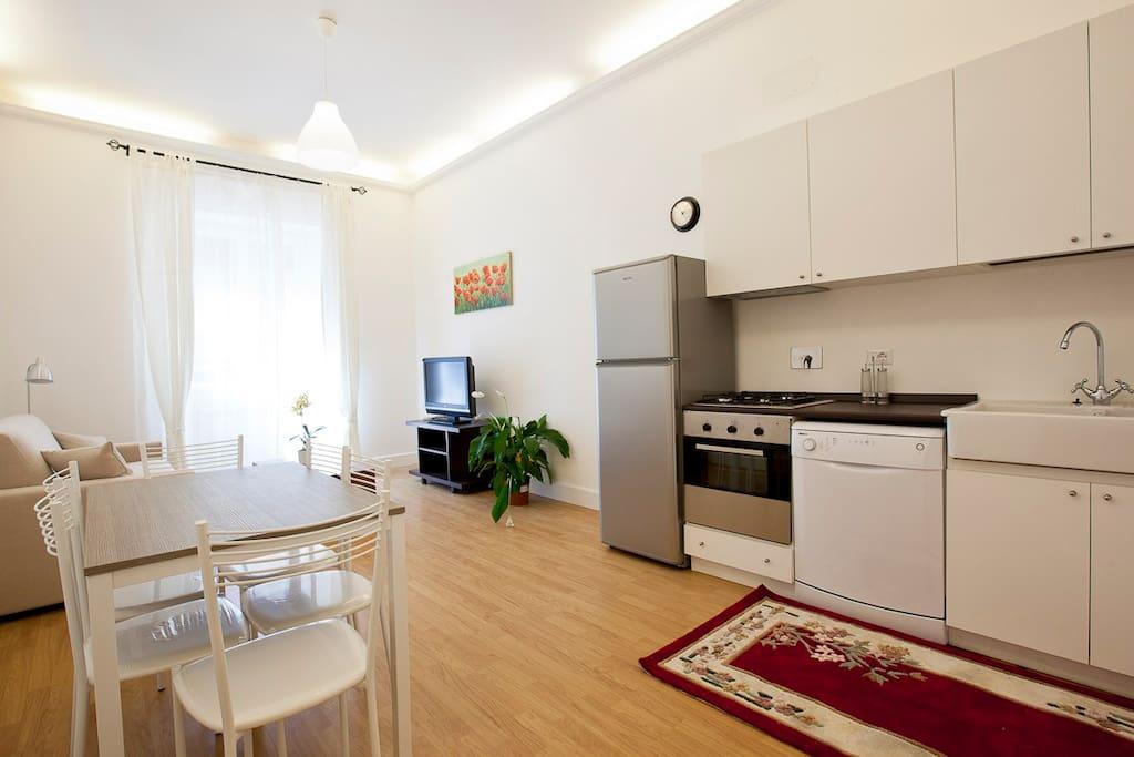 Villa Torlonia Deluxe 2BR apartment