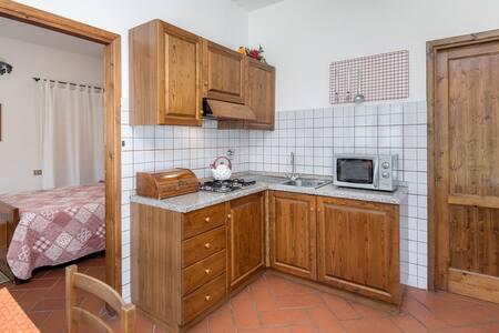 ABETI - Cozy apartment with Pool - Lägenhet