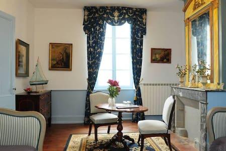 LA MENARDERIE-SUITE FAMILIALE - Bed & Breakfast