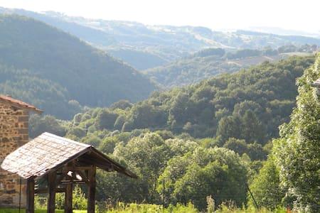Maison dans une  ferme équestre - Ferrières-sur-Sichon - Rumah