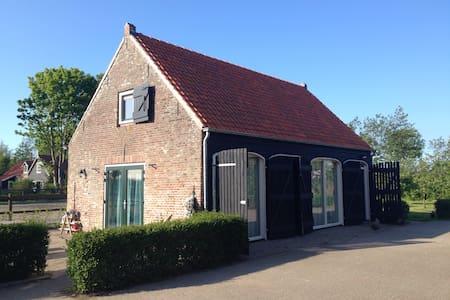 Prachtig gerenoveerd wagenhuis - Ház