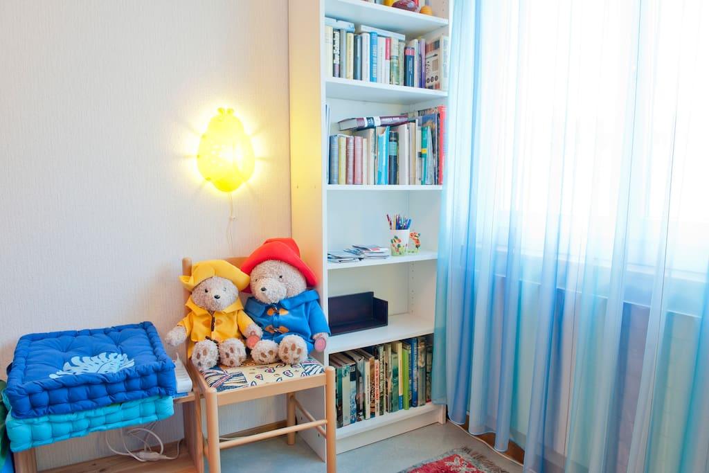 cozy room,clean, feel like home,