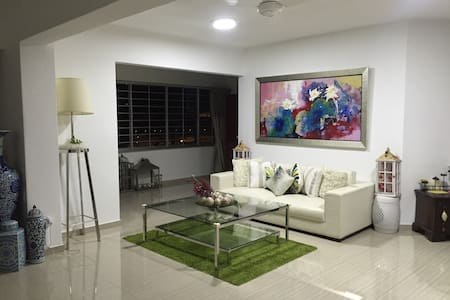 2 bed luxury apartment x 2 bathroom - Singapore