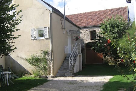 Charmante maison en Bourgogone - Dům