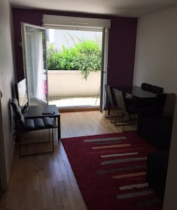 Charmant appartement à 20 minutes de Paris - Daire