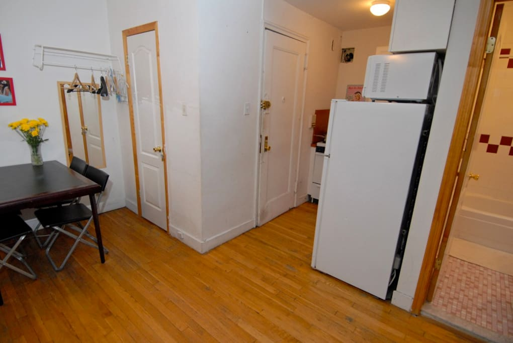 Charming studio in the East Village