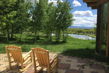 Northern New Mexico Retreat.