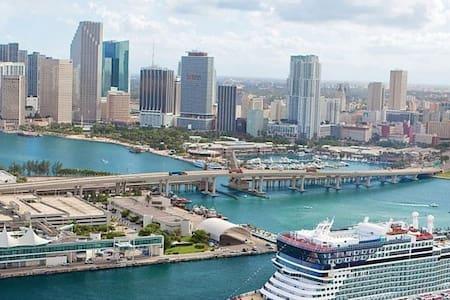 **BEST LOCATION in Fort Lauderdale BEACH & Airport - Fort Lauderdale - Wohnung