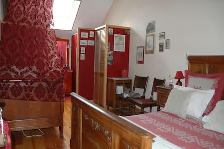 Chambre de charme Fadette, Tronçais - Braize - Dům pro hosty